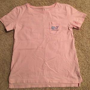 Girls vineyard vines t-shirt